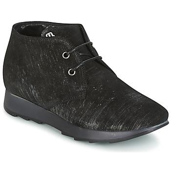 Čevlji  Ženske Polškornji Maruti GIULIA Črna