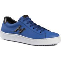 Čevlji  Moški Nizke superge Hogan HXM3020W550ETV809A blu