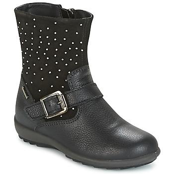 Čevlji  Deklice Mestni škornji    Primigi PCIGT 8569 Črna