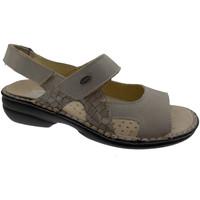 Čevlji  Ženske Sandali & Odprti čevlji Calzaturificio Loren LOM2663sa blu