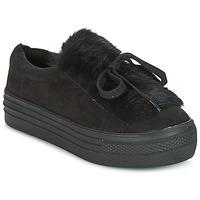 Čevlji  Ženske Nizke superge Coolway PLUTON Črna