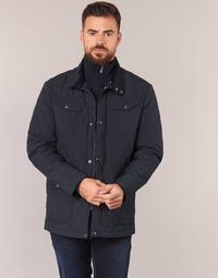 Oblačila Moški Jakne Gant THE CENTRAL POND QUILTER Črna
