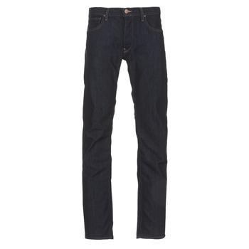 Oblačila Moški Jeans straight Lee DAREN Modra / Brut