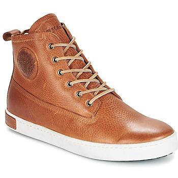 Čevlji  Moški Visoke superge Blackstone GM06 Kostanjeva