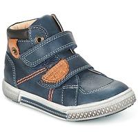 Čevlji  Dečki Polškornji GBB RANDALL Modra