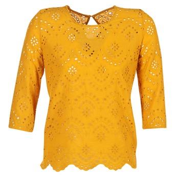 Oblačila Ženske Topi & Bluze Betty London GRIZ Rumena