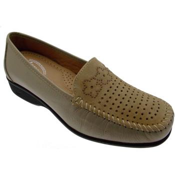 Čevlji  Ženske Mokasini Calzaturificio Loren LOK3971du grigio