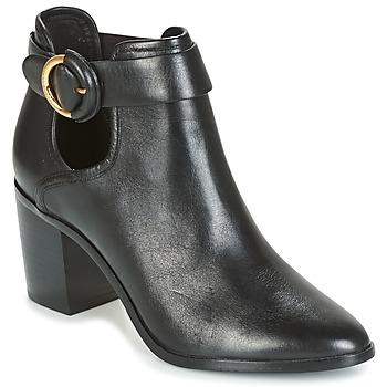 Čevlji  Ženske Gležnjarji Ted Baker SYBELL Črna