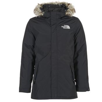 Oblačila Moški Parke The North Face ZANECK Črna