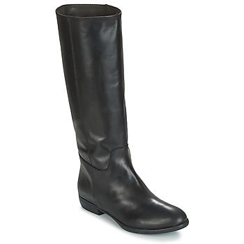 Čevlji  Ženske Mestni škornji    Jonak CAVILA Črna