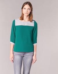 Oblačila Ženske Topi & Bluze Casual Attitude HELA Zelena