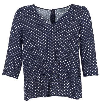 Oblačila Ženske Topi & Bluze Casual Attitude HOLA Modra