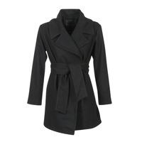 Oblačila Ženske Plašči Kaporal BANJO Črna