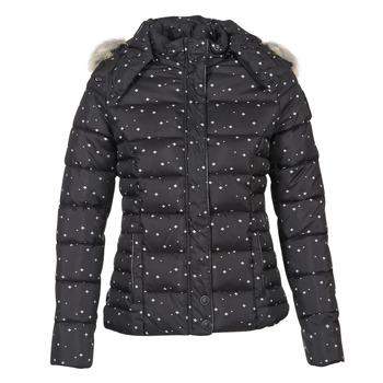 Oblačila Ženske Puhovke Kaporal BASIL Črna