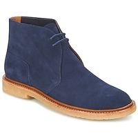 Čevlji  Moški Polškornji Polo Ralph Lauren KARLYLE Modra