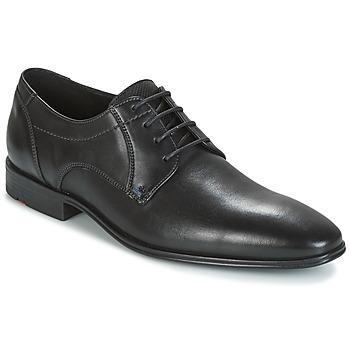 Čevlji  Moški Čevlji Derby Lloyd OSMOND Črna