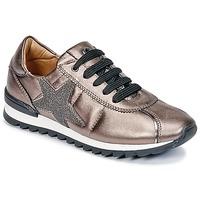 Čevlji  Deklice Nizke superge Unisa DONYA Bronze