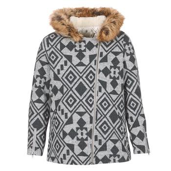 Oblačila Ženske Plašči Volcom SHOWDOWN JKT Siva