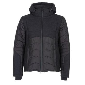 Oblačila Moški Puhovke Emporio Armani EA7 MOUNTAIN M TECH JACKET Črna