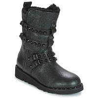 Čevlji  Ženske Škornji za sneg Mimmu BELLA Črna