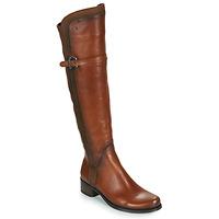 Čevlji  Ženske Mestni škornji    Dorking DULCE Kamel