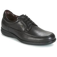 Čevlji  Moški Čevlji Derby Fluchos LUCA Črna