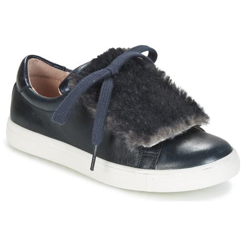 Čevlji  Deklice Nizke superge Acebo's ALBA Modra