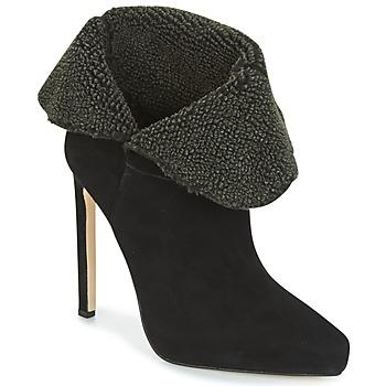 Čevlji  Ženske Nizki škornji Jeffrey Campbell BERIGAN SH Črna