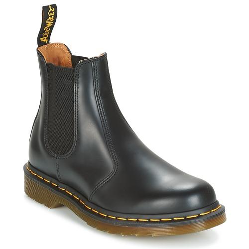 Čevlji  Ženske Polškornji Dr Martens 2976 Črna