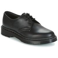 Čevlji  Čevlji Derby Dr Martens 1461 MONO Črna