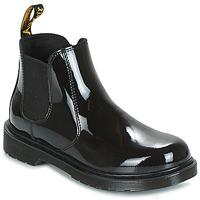 Čevlji  Deklice Čevlji Derby Dr Martens BANZAI Črna