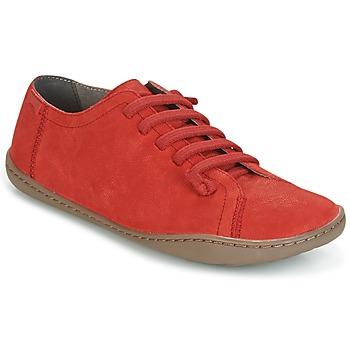 Čevlji  Ženske Čevlji Derby Camper PEU CAMI Rdeča