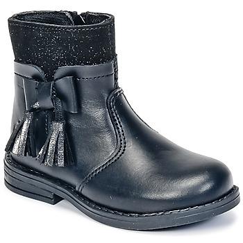 Čevlji  Deklice Polškornji Citrouille et Compagnie HEYLI Črna