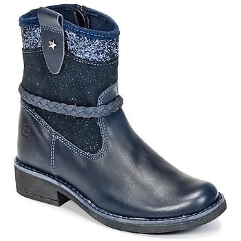 Čevlji  Deklice Polškornji Citrouille et Compagnie HAYO Modra