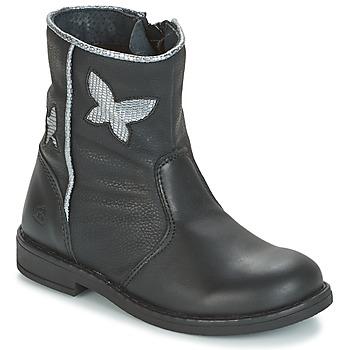 Čevlji  Deklice Polškornji Citrouille et Compagnie HORELI Črna