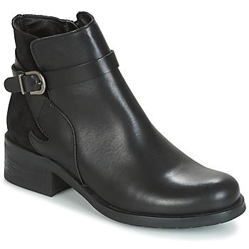Čevlji  Ženske Gležnjarji Betty London HARRIS Črna