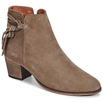 Čevlji  Ženske Gležnjarji Betty London HEIDI Taupe