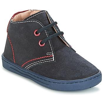 Čevlji  Dečki Polškornji Chicco COBIN Modra