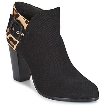Čevlji  Ženske Gležnjarji Dune London OAKLEE Črna