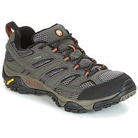 Čevlji  Moški Pohodništvo Merrell MOAB 2 GTX Siva