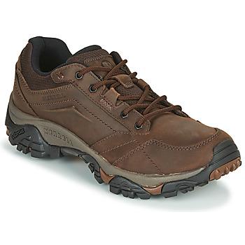 Čevlji  Moški Pohodništvo Merrell MOAB VENTURE LACE Kostanjeva