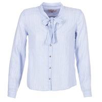 Oblačila Ženske Srajce & Bluze Cream CAMA STRIPED SHIRT Modra