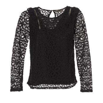 Oblačila Ženske Topi & Bluze Betty London HELO Črna