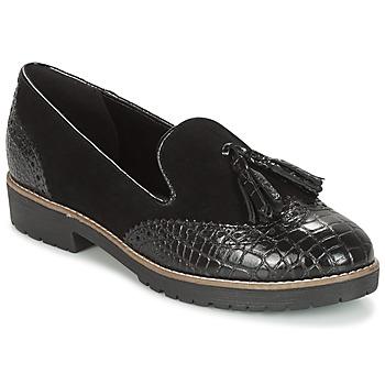 Čevlji  Ženske Balerinke Dune London Gilmore Črna