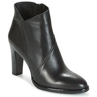 Čevlji  Ženske Gležnjarji Myma POIR Črna