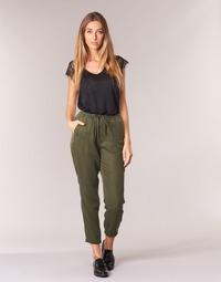 Oblačila Ženske Lahkotne hlače & Harem hlače G-Star Raw BRONSON SPORT WMN Kaki