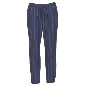 Oblačila Ženske Lahkotne hlače & Harem hlače G-Star Raw BRONSON PS SPORT WMN Modra