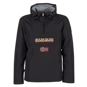 Oblačila Moški Parke Napapijri RAINFOREST Črna