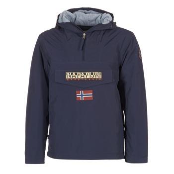 Oblačila Moški Parke Napapijri RAINFOREST Modra