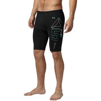 Oblačila Moški Kratke hlače & Bermuda Reebok Sport Cycle Short Črna